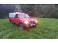 wanted 4x4 pickups (hilux, l200, ranger/b2500, isuzu, etc) diesel, 2wd