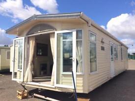 Static caravan double glazed central heated FREE UK DELIVERY