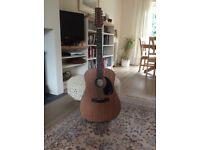 Samick 12 string guitar
