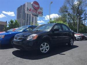 2011 Kia Rio EX Automatic Low KM 120km Certified on sale