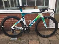 Liv Avow Advanced 2016/17 model in good condition and just over a year old