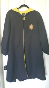 Authentic Hufflepuff Robe & Wand