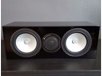 Monitor Audio Silver RX Centre Gloss Black
