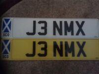 J3 NMX Registration Number