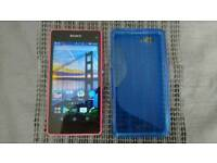 Sony z1 compact in mint condition and unlocked to any network.