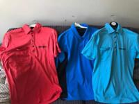 Galvin Green golf shirts