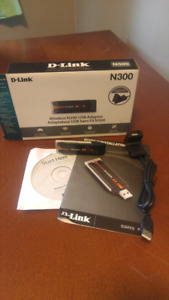 D-Link Wireless N300 USB Adapter