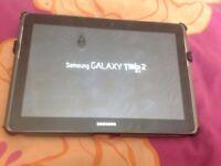 SAMSUNG GALAXY TAB 2 10.1 WI-FI 16GB