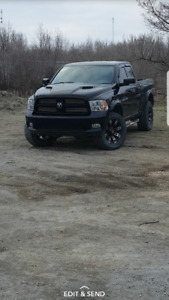 2011 Dodge Power Ram 1500 sport fullyloaded Pickup Truck