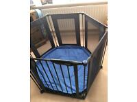Lindam Soft Side Adjustable Playpen