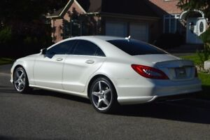 2013 Mercedes-Benz CLS550 4MATIC & MERCEDES EXTENDED WARRANTY