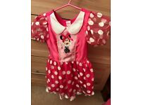 Minnie Mouse dress 3-4 years