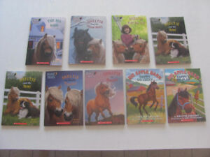 PONY DAYS Chapter Books