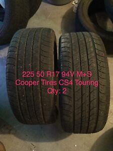 17in 18in 19in Tires - Must sell ASAP, need storage space