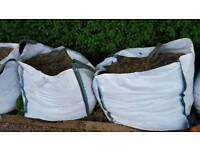 Decorative pea gravel ideal for drive way / garden