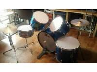5 pice drum set