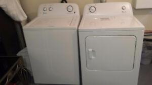 Amana Washer Dryer