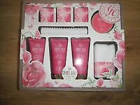 GRACE COLE Romantic Rose Gift Set in Wooden Box 9 items *BRAND NEW*
