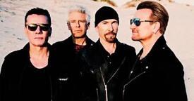 U2 Dublin HOGAN STAND PREMIUM Saturday 22nd