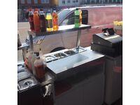 Job vacancy at fast food take away south pier blackpool