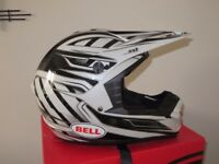 BELL SX-1 MOTORCYCLE HELMET SIZE L