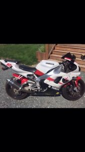 1998 Yamaha r1 try your trades