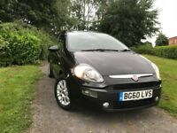 Fiat Punto 1.3 16V MULTIJET 75 DYNAMIC (black) 2010