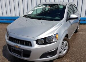 2015 Chevrolet Sonic LT *HEATED SEATS-BLUETOOTH*