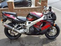 Honda CBR900RR-R Fireblade SC28 1994 (893cc) - superb, unmolested original condition