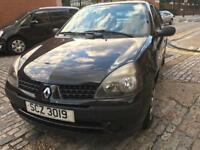 : Renault CLIO 2003 1.2 5 Door Hatchback Manual Petrol