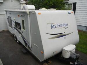 2010 Jayco Jay Feather EXP213 travel trailer