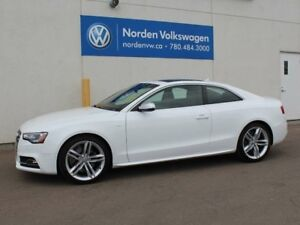 2016 Audi S5 3.0T Progressiv 2dr All-wheel Drive quattro Coupe