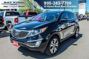 2013 Kia Sportage EX, DUAL SUNROOF, BACK-UP CAM, PUSH START