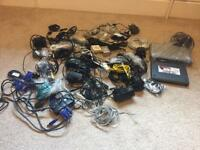 Bag of Cables inc Ethernet, power adapters **Reduced**
