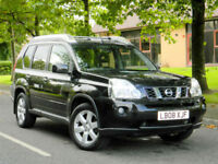 Nissan X-Trail 2.0dCi 148 auto 2008 Aventura Explorer Extreme WITH FSH+BIG SPEC!