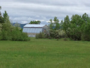 74.91 Acres of Freehold Land in the Scenic Humber Valley