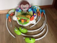 Fisher Price Rainforest Jumparoo (suitable from approx 6 months)