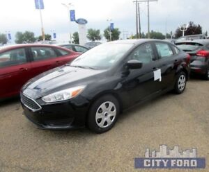 2017 Ford Focus 4dr Sdn S