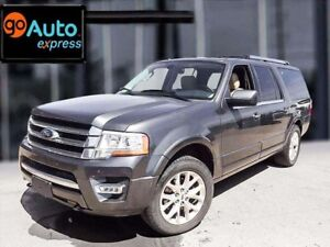 2015 Ford Expedition MAX LOW RATE FORD CERTIFIED FINANCING