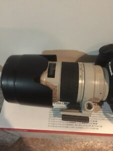 Canon 70-200 f2.8 II IS