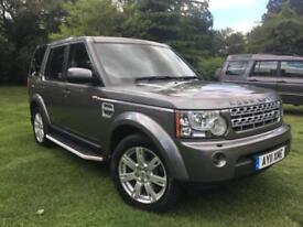 Land Rover Discovery 4 3.0TDV6 XS ( 242bhp ) 4X4 Auto