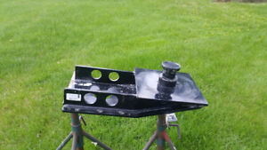 Fifth Wheel Extension Hitch