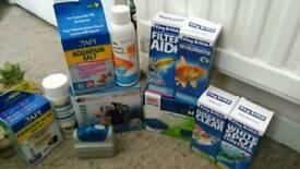 Small aquarium kit