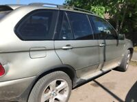 BMW X5 estate diesel manual *quick sale