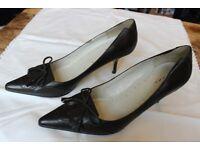 Ladies Stilleto formal shoe (NEXT), size 7 (41)