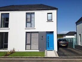 Modern New - 3 Bed Semi-Detached House - Portstewart