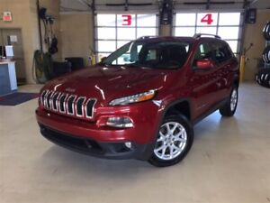 2014 Jeep Cherokee NORTH.V6.4X4.HITCH.CAMÉRA.GPS.