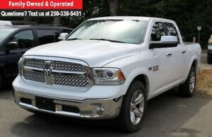 2014 RAM 1500 Laramie LOW KM, BLUETOOTH, NAV, BACK IP CAMERA,...