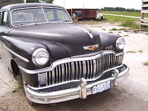 Wanted  1949 Desoto for a parts car