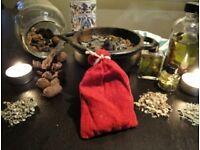 Hoodoo Rootwork Spiritual Healing Clensing Products